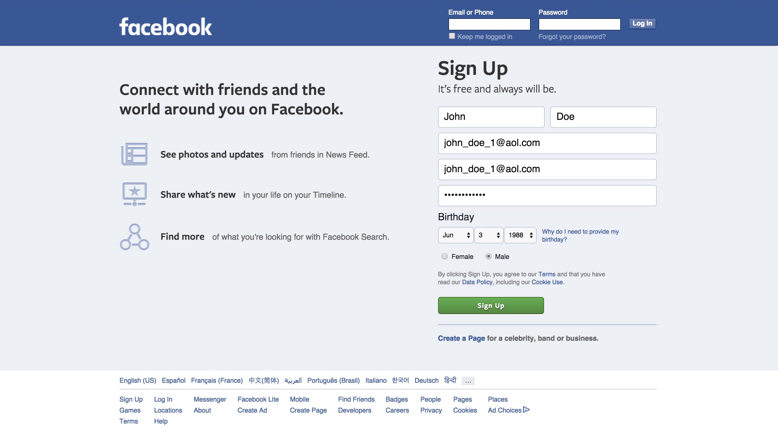 facebook-sign-up